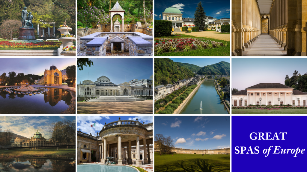 Great Spa Towns